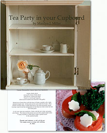 Tea Party in your Cupboard by Marilyn J. Miller